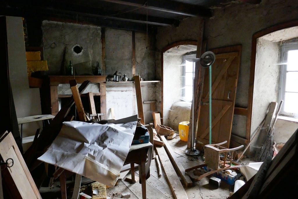 Sale house / villa Montusclat 60000€ - Picture 12