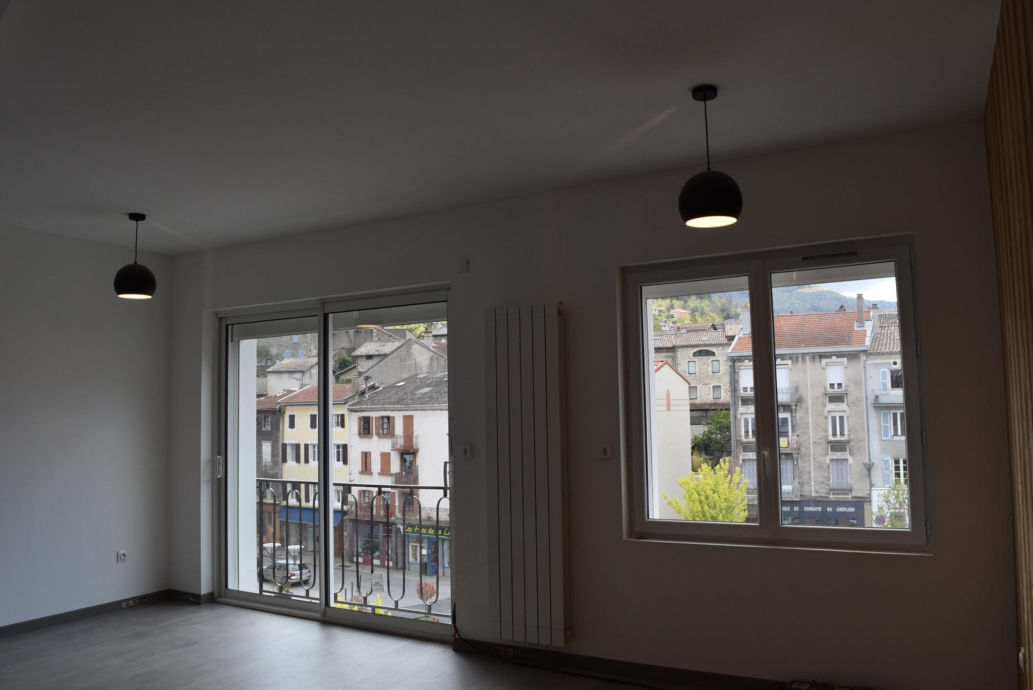 Vente appartement Le cheylard 78000€ - Photo 2
