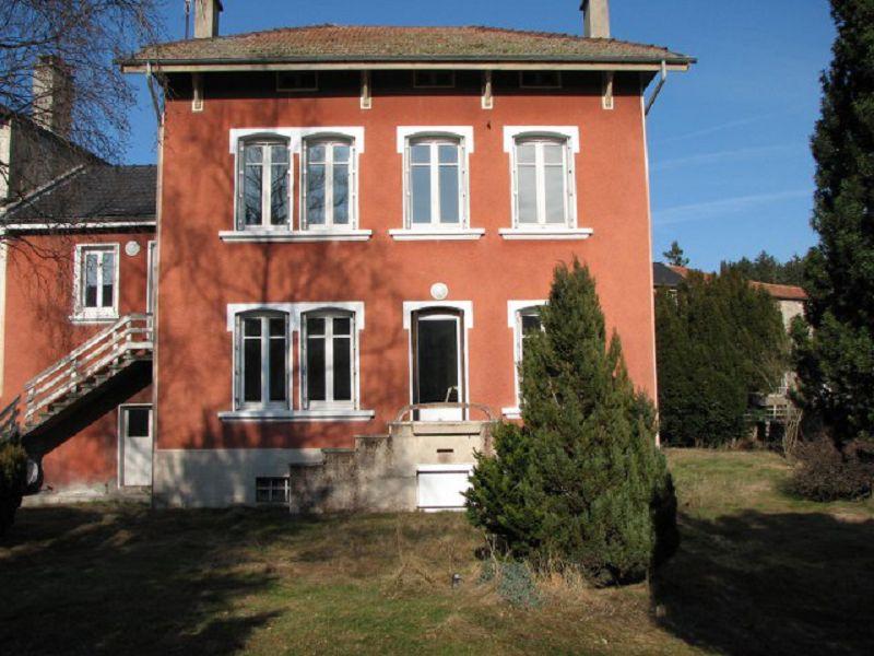 Centre du Bourg de Tence