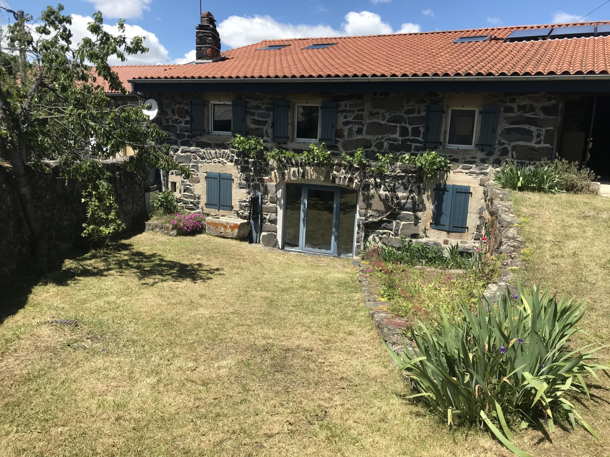 Vente maison / villa Lantriac 218500€ - Photo 5
