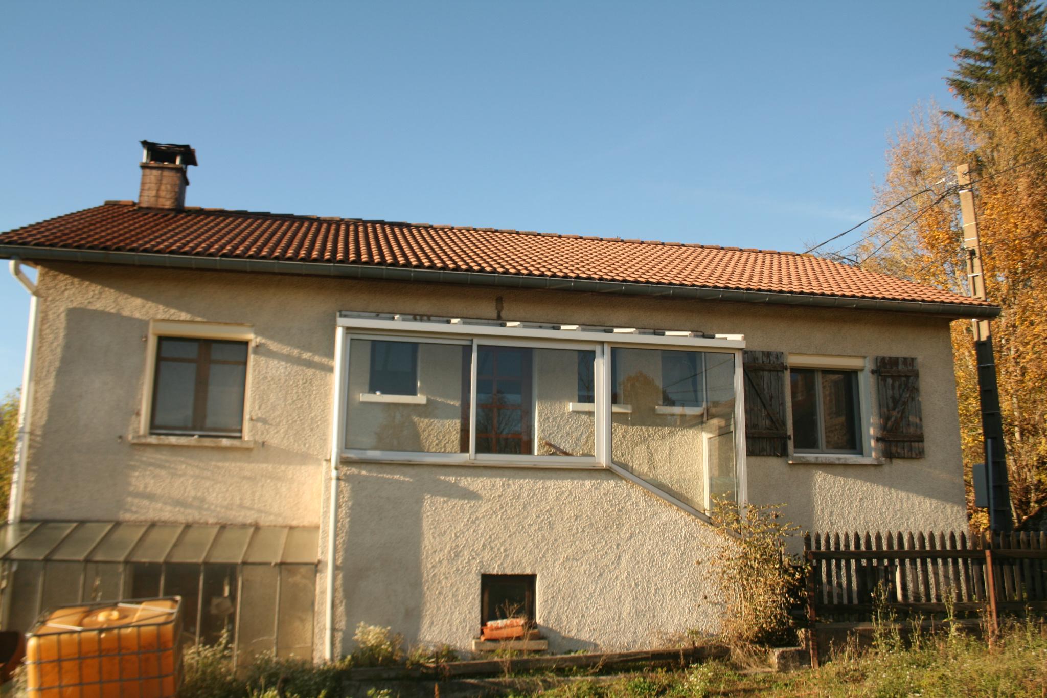 Maison de Village 85m2 habitable et terrain attenant
